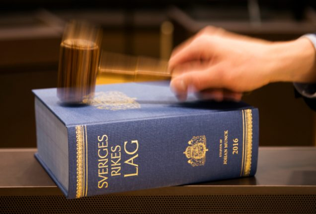 Swedish courts are about to get tougher on murder