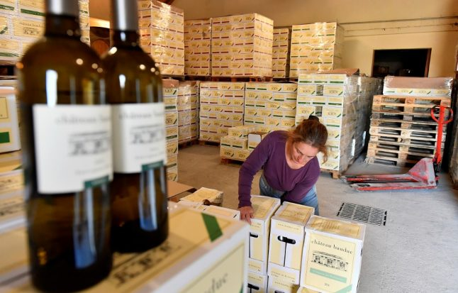 Heatwave will make for great French wines, say Bordeaux growers