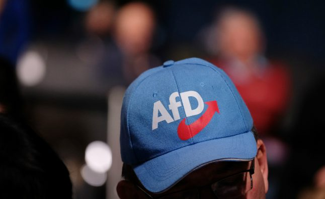 Far-right AfD becomes 'strongest force in state of Brandenburg' for first time