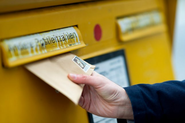 Postage costs set to spike in Germany