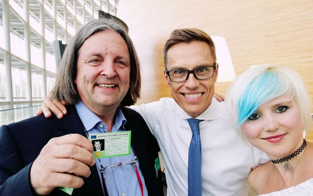 European Green Card plan handed timely boost with EU award