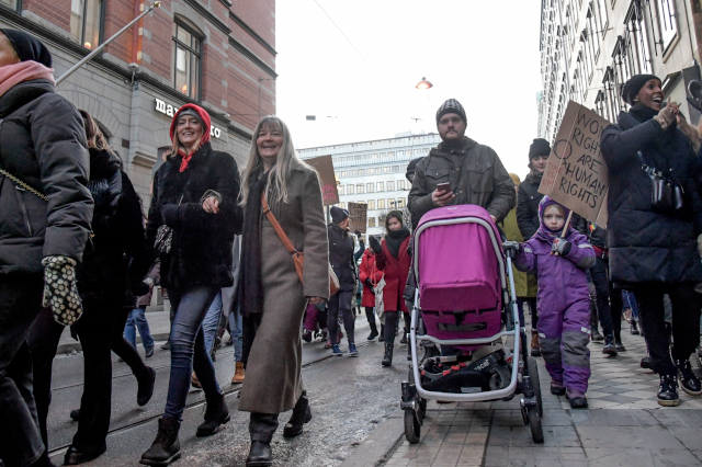 How women's rights became human rights in Sweden