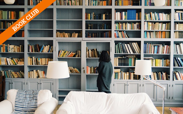 Book Club: Join us at our June event in Stockholm