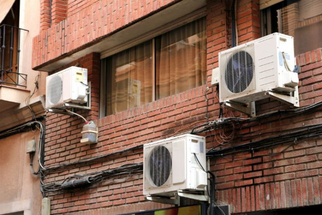 What you need to know about installing an air-conditioner in  your apartment in Spain