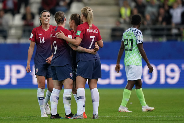 Equal pay in football? Norway still far from the goal