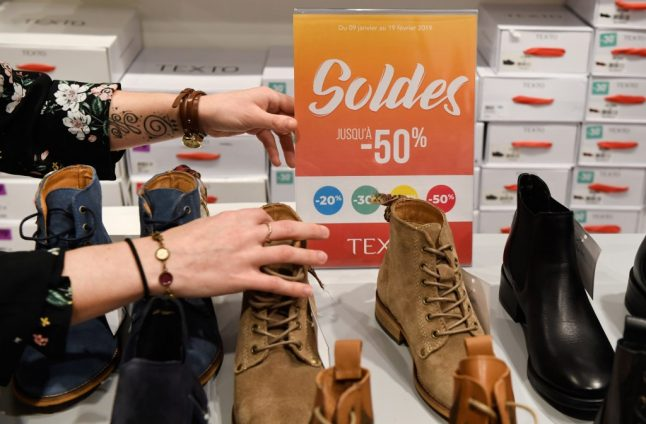What you need to know about France's summer sales