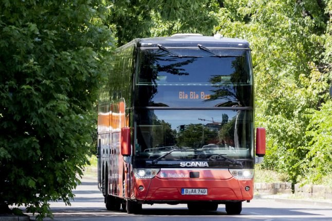 'BlaBlaBus': Fresh competition for Flixbus takes to the road in Germany