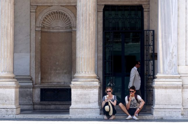 Heatwave: The hottest places to avoid in Italy this week