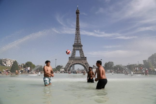 France set to sizzle again as deadly heatwave continues