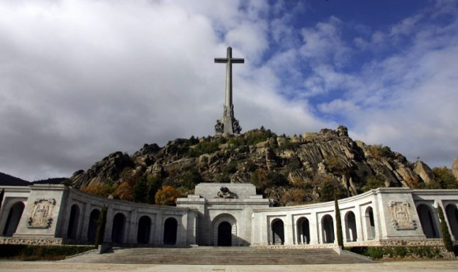 Spain complains over Vatican 'interference' in Franco exhumation plan