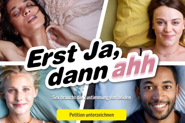 Calls for Switzerland to bring in sexual consent law