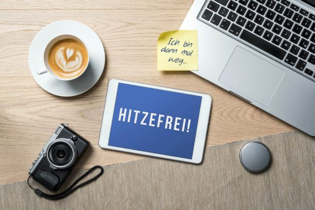 Ditching AC for 'Hitzefrei': Taking on the German summer as a Californian