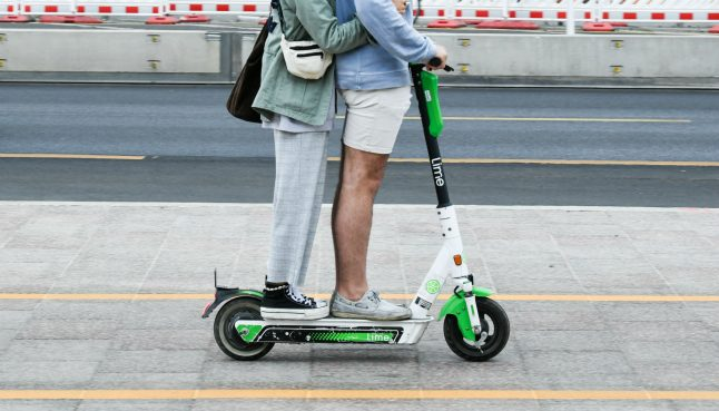 'Improve cycling infrastructure': Can Germany cope with electric scooters?