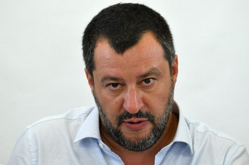 Italy's Salvini avoids questions over alleged Russian funding deal
