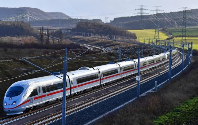 Trains instead of planes: Could domestic flights in Germany really become 'obsolete'?