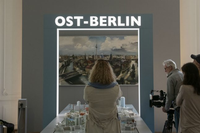 30th anniversary: Four ways to commemorate the fall of the Wall in Berlin