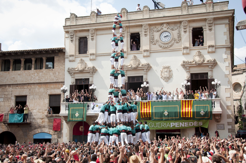 Els Castells: What you need to know about the human towers of Catalonia