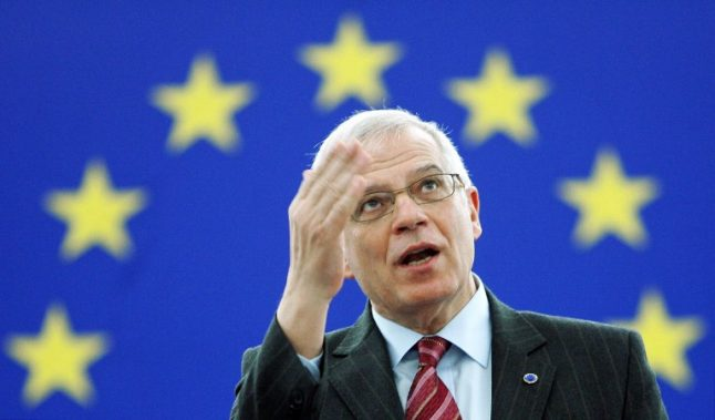'Spain is back': Top EU post goes to outspoken Spanish diplomat