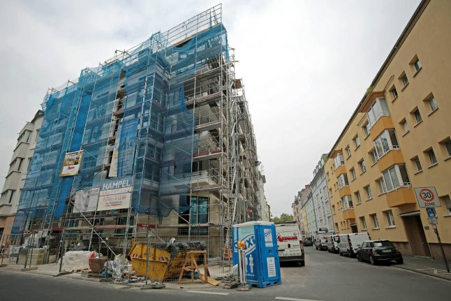 How new homes in Germany are not being built where they are most needed