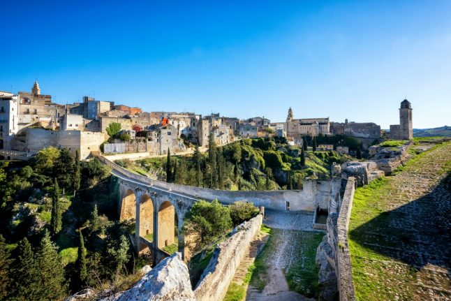 James Bond is coming to Puglia this summer