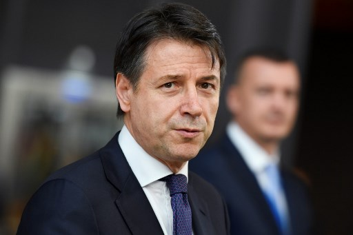 Italy insists it's 'on track' to avoid EU budget fines