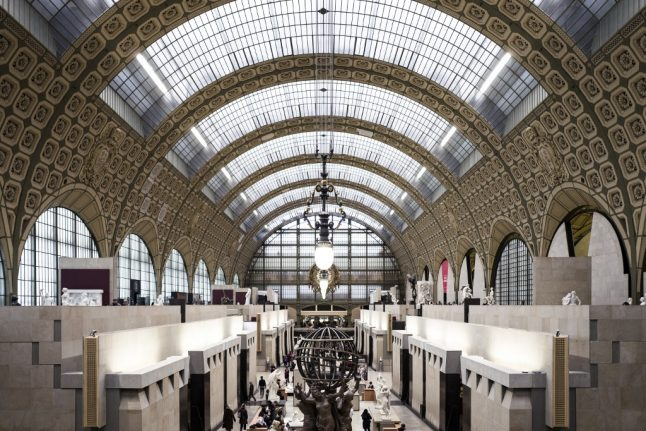 Texan widow gives massive donation of art to Musée d'Orsay in Paris