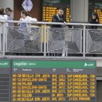 Rail strikes in Spain: Renfe cancels 1,152 trains over four days