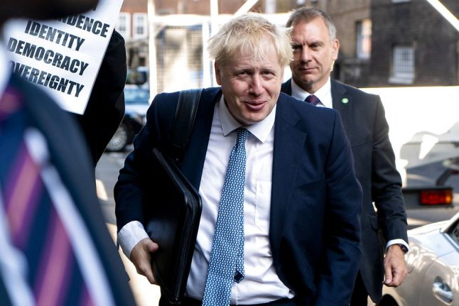 'He looks like a man who slept in his car': What is the Danish media saying about Boris Johnson?