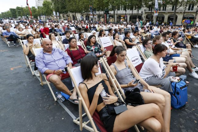Paris to host free outdoor French film screenings (with English subtitles)
