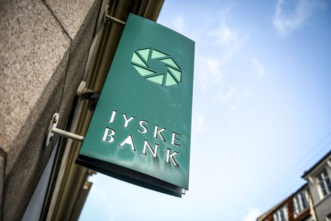Millionaires to be hit by negative interest rate at Danish bank