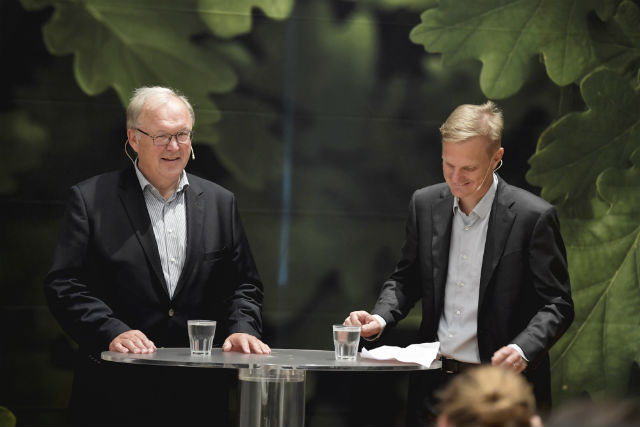 Former IMF board member takes the helm at Swedbank