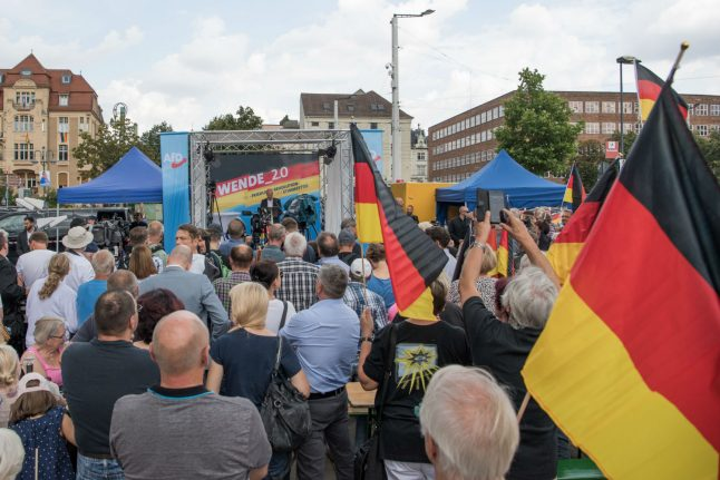 Could the far-right AfD really win in upcoming German state elections?