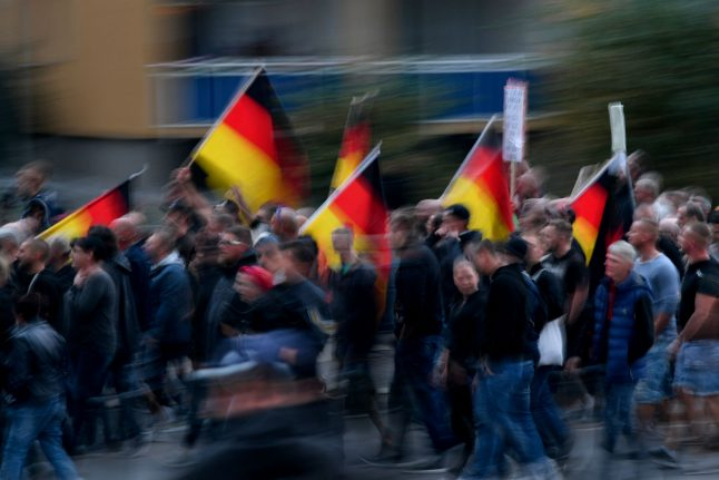 Verdict due in Chemnitz killing that sparked racist riots