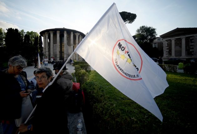 ANALYSIS: How the rebel Five Star Movement joined Italy's establishment