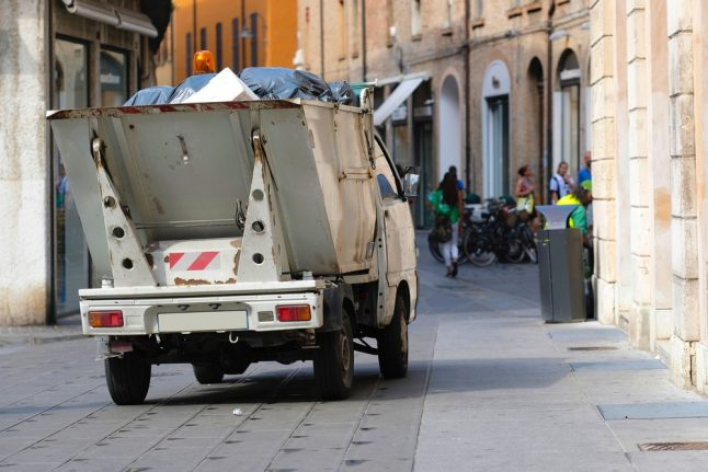 Here's what you need to know about recycling in Italy
