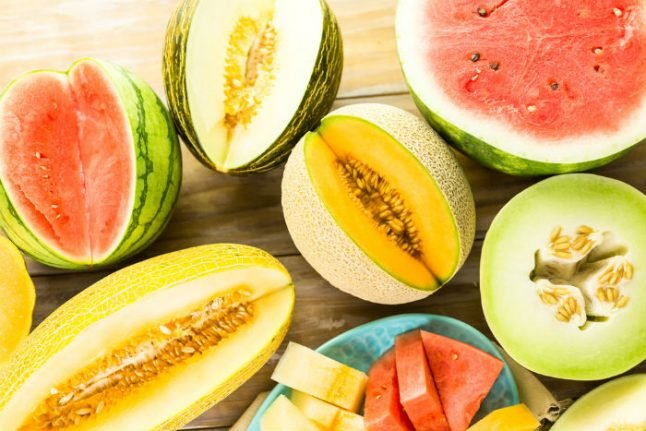 Shopping in Spain: How to pick a perfect melon
