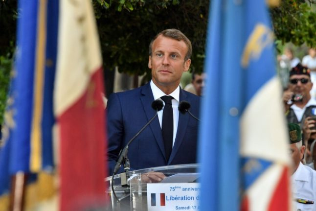 Six tasks the French government faces as it returns to work