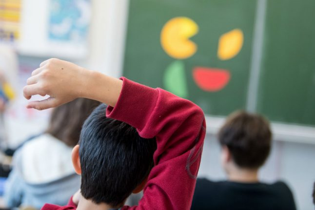 Saxony 'top' and Berlin 'flop' in new Germany-wide education rankings