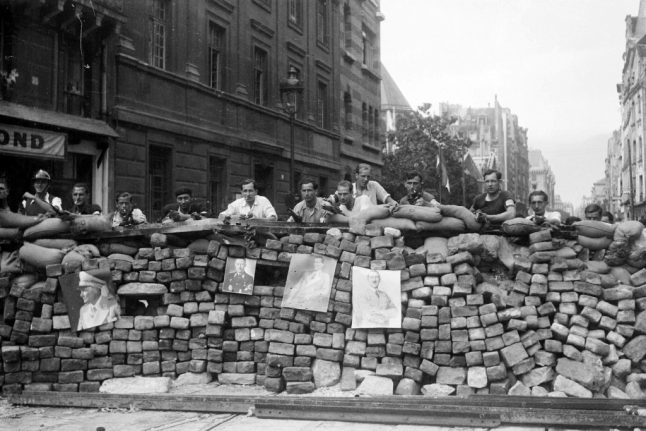 The bloody and chaotic weeks that led to the liberation of Paris