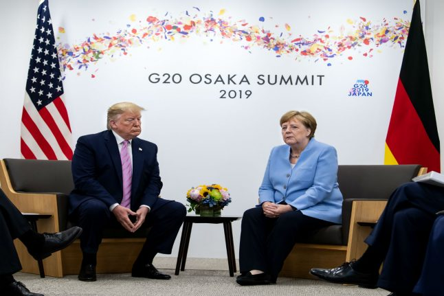Why US President Trump is avoiding visiting Germany – again