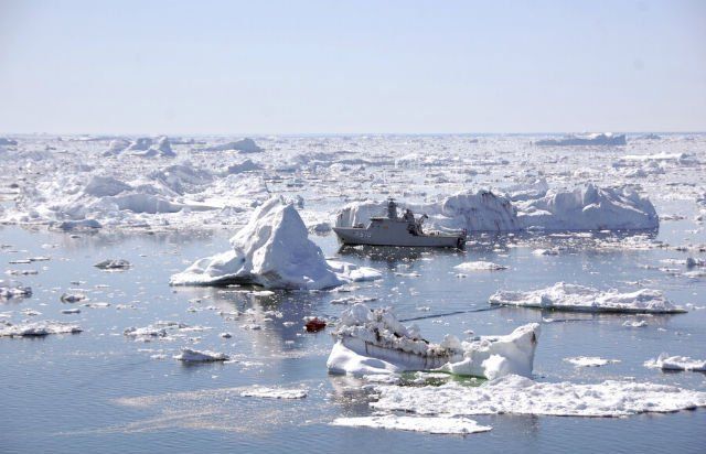 Danish climate body wrongly reported Greenland heat record