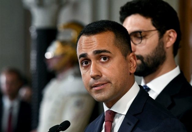 Talks to form new Italy coalition 'positive'