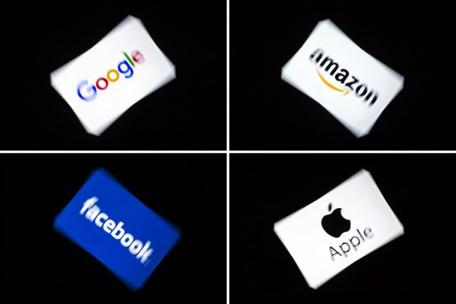 France: Tech giants like Google do not contribute to funding the common good