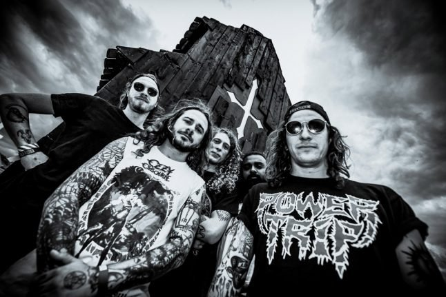 The Danish death metal band that became reality TV stars