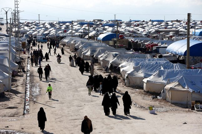 Denmark urged to react over children stranded in Syrian camp
