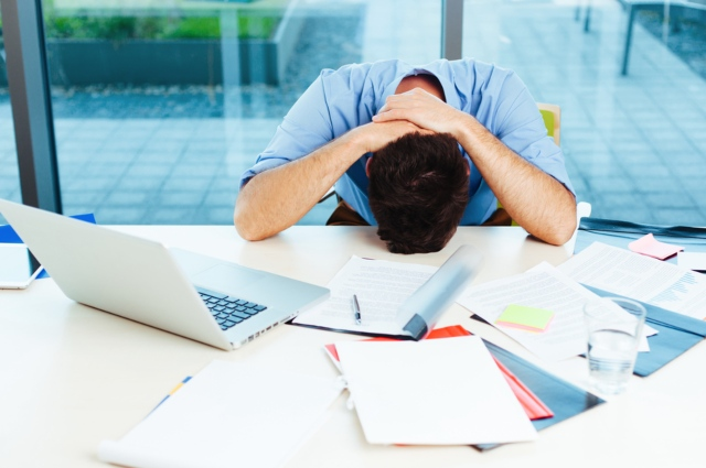 One in five Swiss employees 'very often stressed at work'