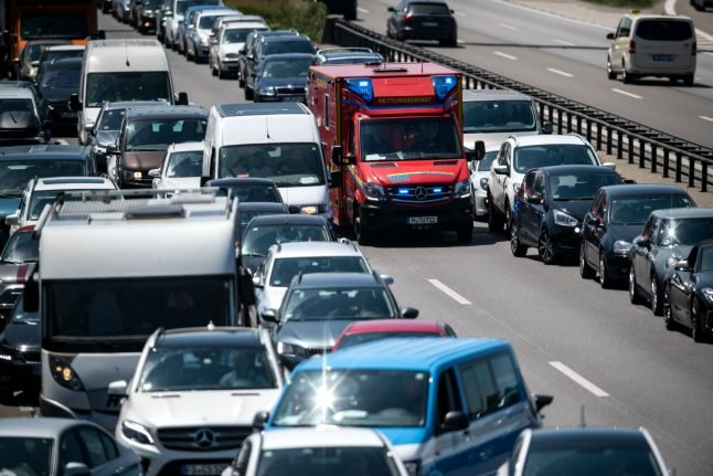How Germany plans tougher penalties for reckless drivers