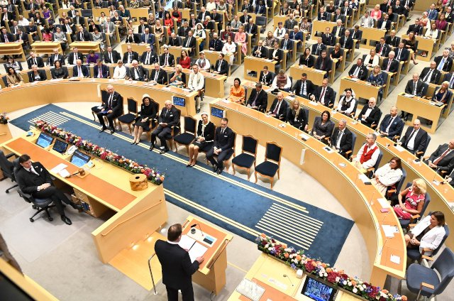 Sweden gets three new ministers in government reshuffle