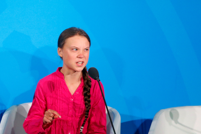 'How dare you?' How Greta Thunberg started a global climate movement