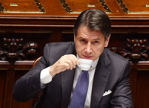 Italian PM seeks reform in Europe after winning confidence vote